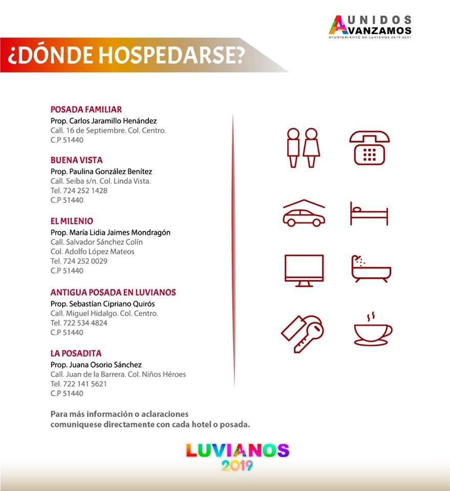 Hoteles de Luvianos