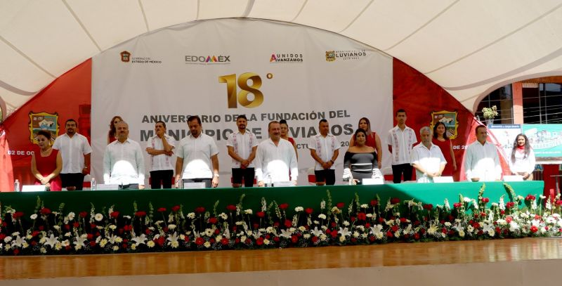 18 Aniversario del Municipio de Luvianos