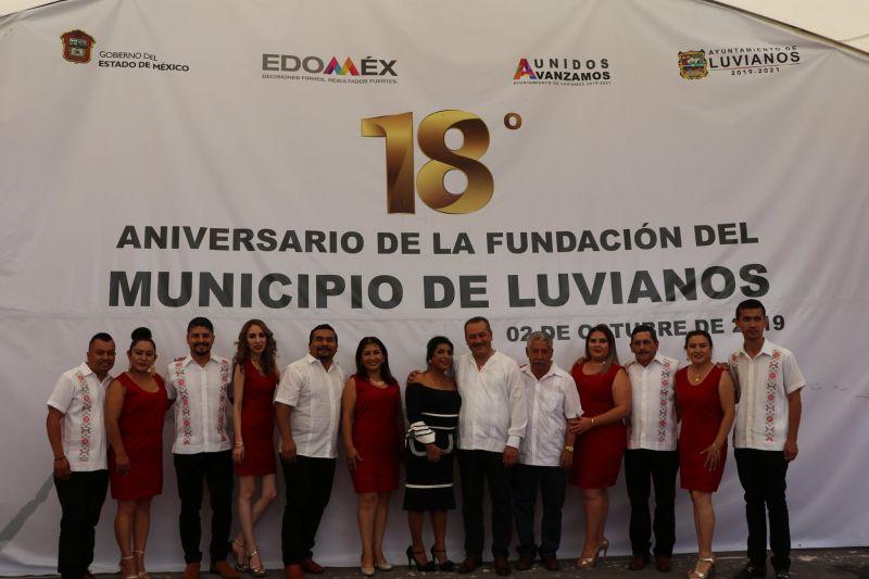 18 Aniversario de Luvianos