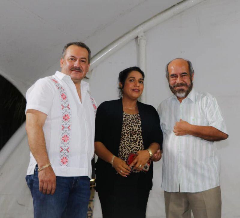 Despedida al Parroco Arturo Pérez