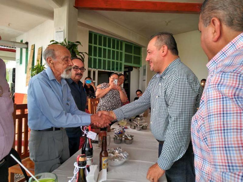 Festejo de Día del Médico en Luvianos