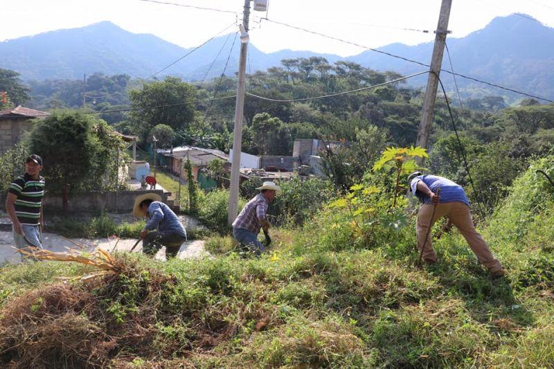 Jornada de Limpieza en Hermiltepec