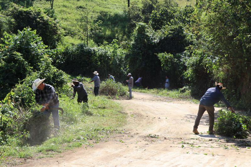 Jornada de Limpieza en Piedra Grande Y Rincón de Rodríguez
