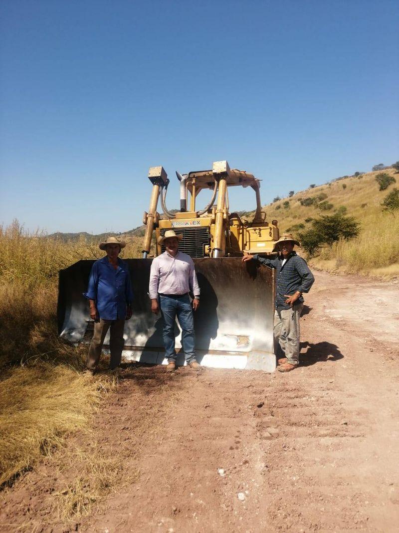 Supervisión de la Carretera Cuajilotes-Piedra Colorada