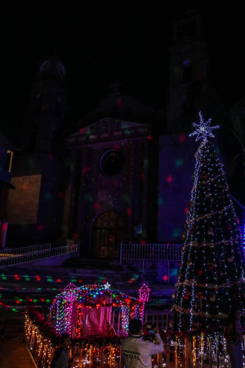 Encendida del Árbol de Navidad
