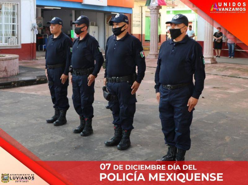 Día Del Policía Mexiquense