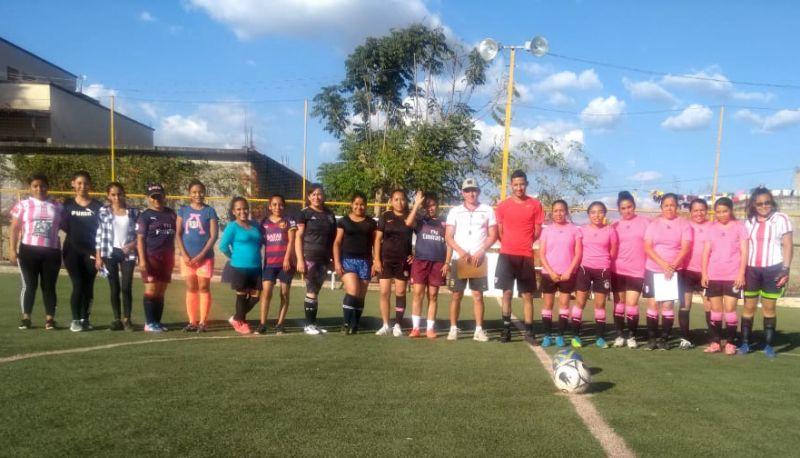 Fomentando el Deporte en Luvianos