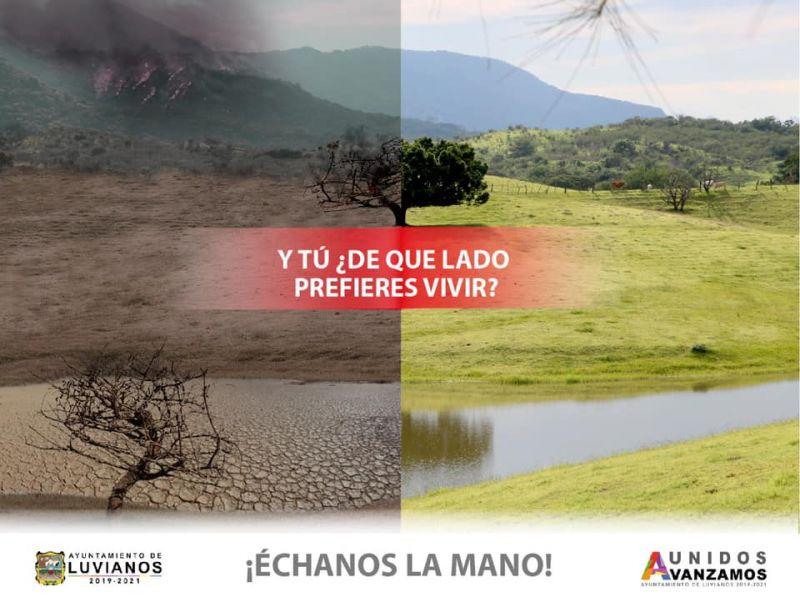 Campaña de prevención de los incendios forestales