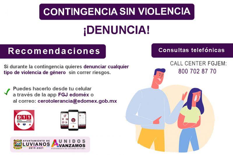 Contingencia Sin Violencia