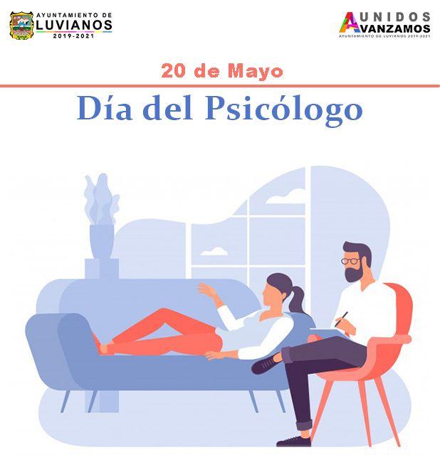 20 De Mayo Día Del Psicólogo