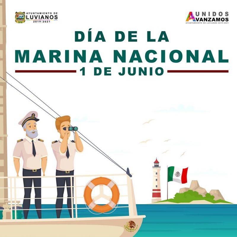 01 De Junio Día De La Marina Nacional