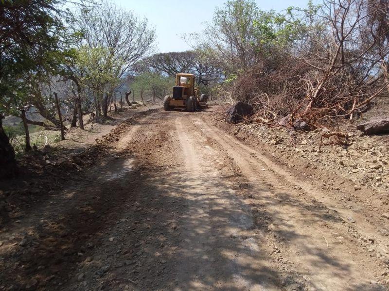 Rehabilitación de Camino Pinzanes- Calaveras.