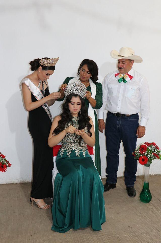 Coronación de la Reina de Las Fiestas Patrias 2020