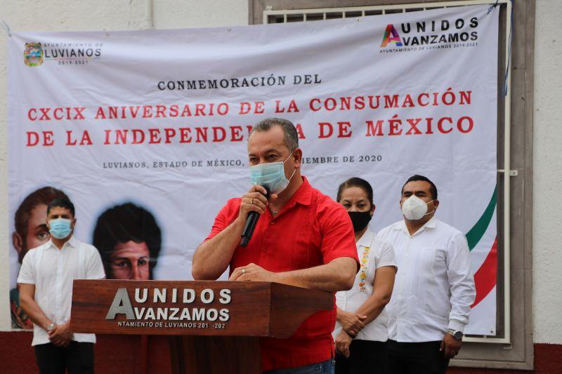 CXCIX Aniversario de la Consumación de la Independencia de México