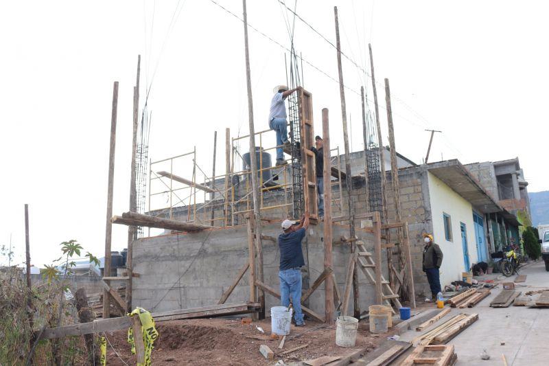 Avance de Obra: Obra Construcción de la Red de Distribución de Agua Potable en Col. Emiliano Zapata