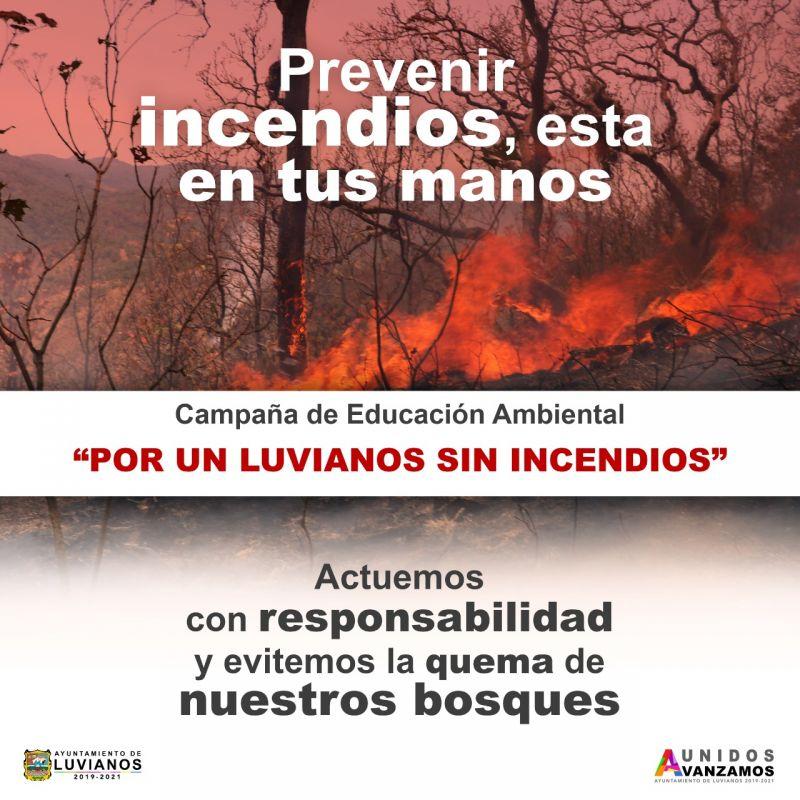 Evitemos Incendios Forestales